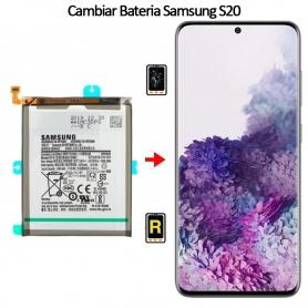 Cambiar Batería Samsung Galaxy S20 SM-G980F