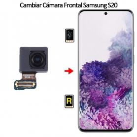 Cambiar Cámara Frontal Samsung galaxy S20