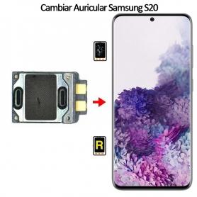 Cambiar Auricular De Llamada Samsung galaxy S20