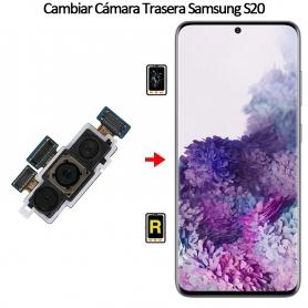 Cambiar Cámara Trasera Samsung galaxy S20