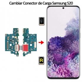 Cambiar Conector De Carga Samsung galaxy S20