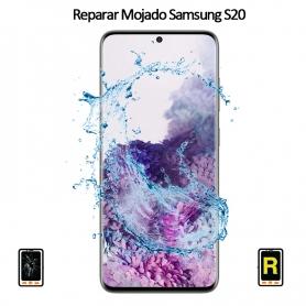 Reparar Mojado Samsung S20