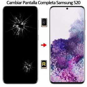 Cambiar Pantalla Samsung S20 SM-G980F