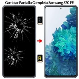 Cambiar Pantalla Samsung S20 FE
