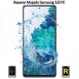Reparar Mojado Samsung galaxy S20 FE