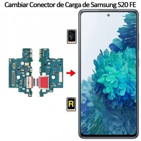 Cambiar Conector De Carga Samsung galaxy S20 FE