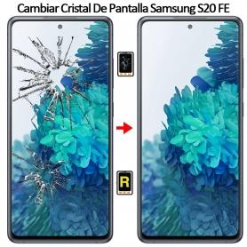Cambiar Cristal de Pantalla Samsung Galaxy S20 FE