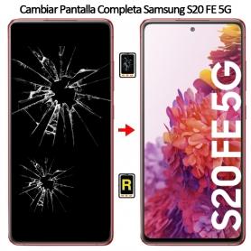 Cambiar Pantalla Samsung S20 FE 5G