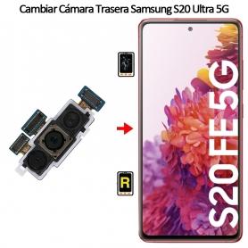 Cambiar Cámara Trasera Samsung galaxy S20 FE 5G