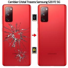 Cambiar Tapa Trasera Samsung S20 FE 5G