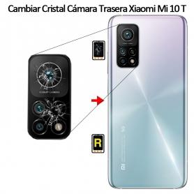 Cambiar Cristal Cámara Trasera Xiaomi Mi 10T
