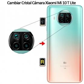 Cambiar Cristal Cámara Trasera Xiaomi Mi 10T Lite 5G
