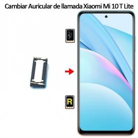 Cambiar Auricular De Llamada Xiaomi Mi 10T Lite 5G