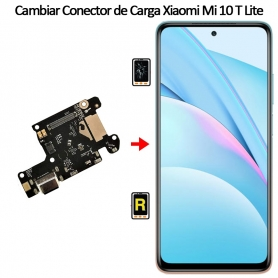 Cambiar Conector De Carga Xiaomi Mi 10T Lite 5G