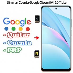 Eliminar Cuenta Google Xiaomi Mi 10T Lite 5G