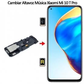 Cambiar Altavoz De Música Xiaomi Mi 10T Pro