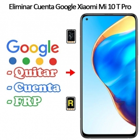 Eliminar Cuenta Google Xiaomi Mi 10T Pro