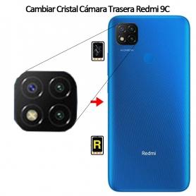 Cambiar Cristal Cámara Redmi 9C