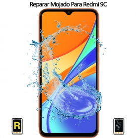 Reparar Mojado Redmi 9C