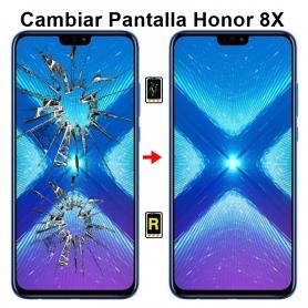 Cambiar Pantalla Honor 8X
