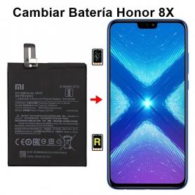 Cambiar Batería Honor 8X