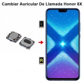 Cambiar Auricular De Llamada Honor 8X