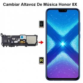 Cambiar Altavoz De Música Honor 8X