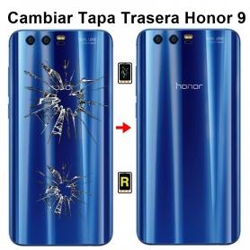 Cambiar Tapa Trasera Honor 9