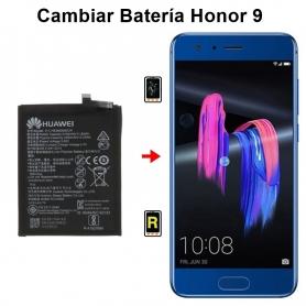 Cambiar Batería Honor 9