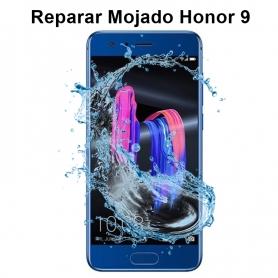 Reparar Mojado Honor 9