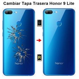 Cambiar Tapa Trasera Honor...