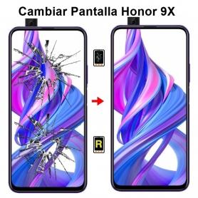 Cambiar Pantalla Honor 9X