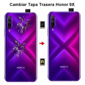 Cambiar Tapa Trasera Honor 9X
