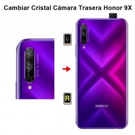 Cambiar Cristal Cámara Trasera Honor 9X