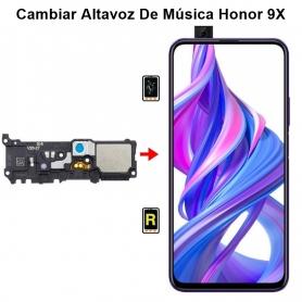 Cambiar Altavoz De Música Honor 9X