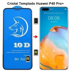 Cristal Templado Huawei P40 Pro plus