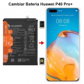Cambiar Batería Huawei P40 Pro plus
