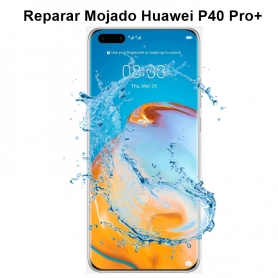 Reparar Mojado Huawei P40 Pro plus