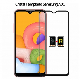 Cristal Templado Samsung Galaxy A01