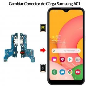 Cambiar Conector De Carga Samsung Galaxy A01