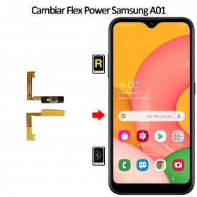 Cambiar Botón Encendido Samsung Galaxy A01