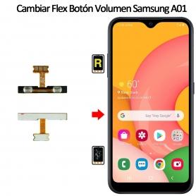 Cambiar Botones de Volumen y Silencio Samsung Galaxy A01