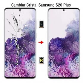 Cambiar Cristal Samsung Galaxy S20 Plus
