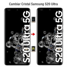 Cambiar Cristal De Pantalla Samsung Galaxy S20 Ultra