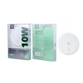WOOX WA2502 Cargador Inalámbrico10W Blanco