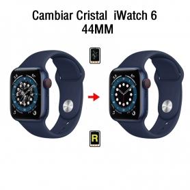 Cambiar Cristal De Pantalla Apple Watch 6 (44MM)