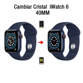 Cambiar Cristal De Pantalla Apple Watch 6 (40MM)