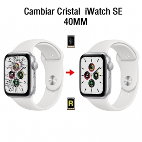 Cambiar Cristal De Pantalla Apple Watch SE (40MM)