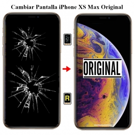 Cambiar Pantalla Iphone XS Max Original