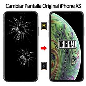 Cambiar Pantalla iPhone XS ORIGINAL